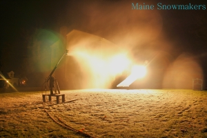 Long Exposure Snowgun